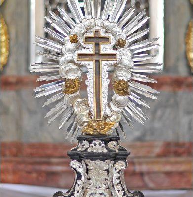 Heilig-Kreuz-Partikel 1