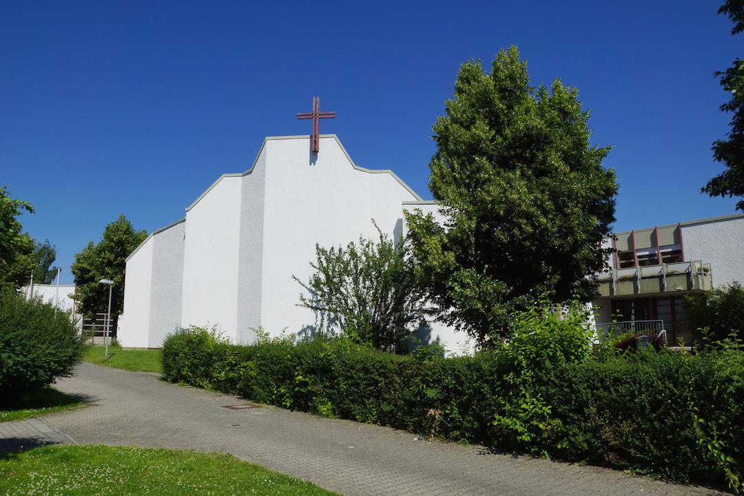 Kirche St. Franziskus - Außenansicht