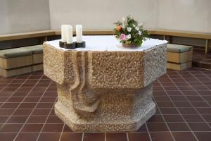 St. Franziskus Altar