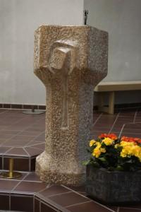St. Franziskus Ambo