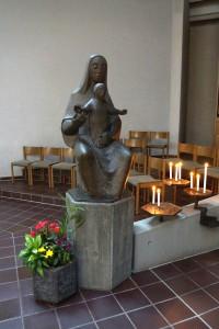 St. Franziskus Madonna