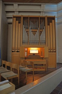 St. Franziskus Orgel