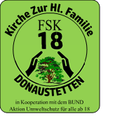 FSK 18 in Kooperation mit dem BUND
